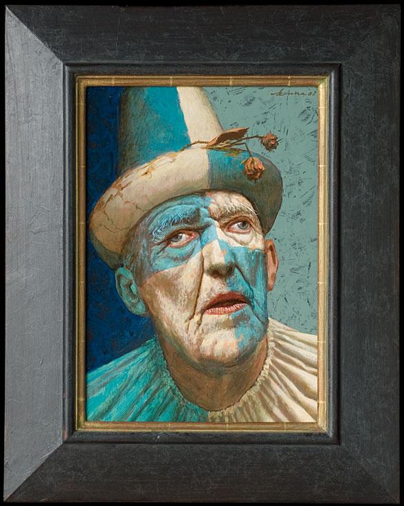 Blauw-wit – 2008 – 35 x 25 cm – niet beschikbaar