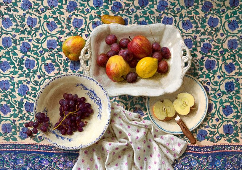 Fruitig - 2015 - 80 x 60 cm - niet beschikbaar