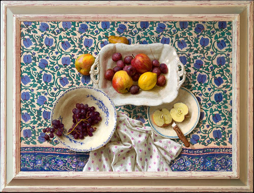 Fruitig – 2015 – 80 x 60 cm – niet beschikbaar