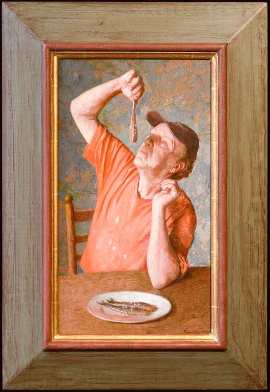 Haringeter – 2011 – 42 x 24 cm – niet beschikbaar