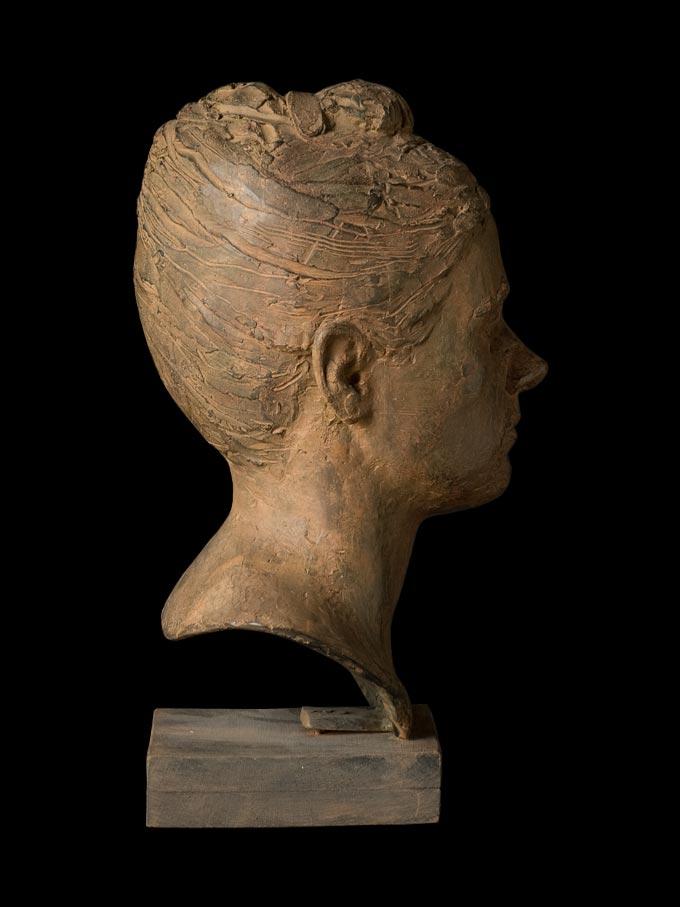 Kersti 3 – 1997 – 40 cm hoog – brons – beschikbaar