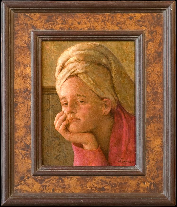 Leau – 2011 – 30 x 23 cm – acryl op paneel – niet beschikbaar