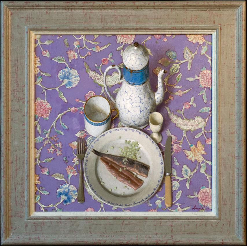 Nieuwe haring – 2012 – 50 x 50 cm – niet beschikbaar