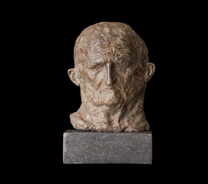 Oude Romein – 2008 – 34 cm hoog – beschikbaar