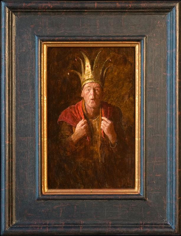 Peter Faber – 2012 – 25 x 17 cm – niet beschikbaar