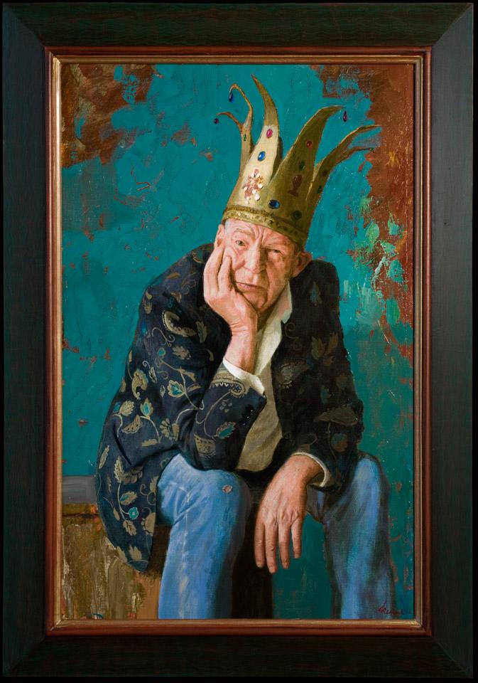 Peter Faber – 2012 – 80 x 51 cm – acryl op linnen – niet beschikbaar