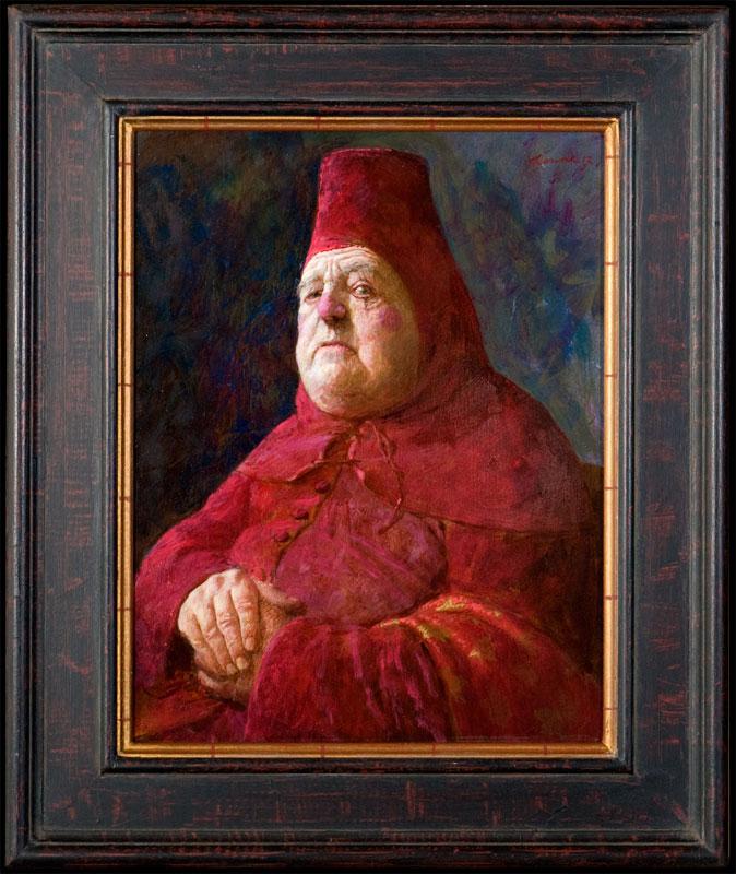 Pope – 2012 – 45 x 35 cm – niet beschikbaar