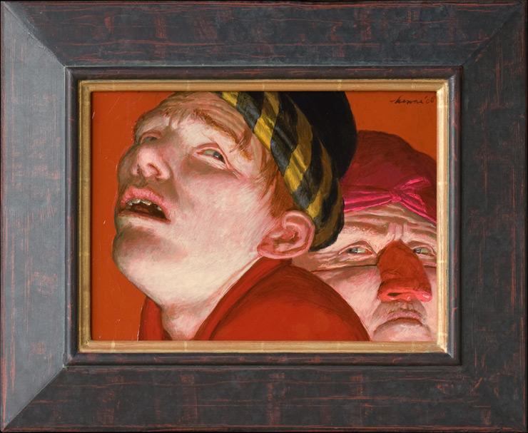 Terug kijken – 2008 – 34 x 25 cm – niet beschikbaar