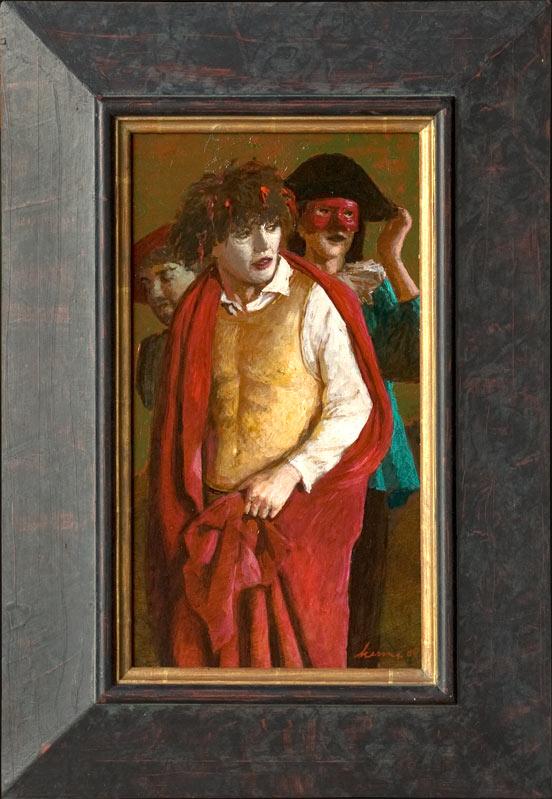 Teruggekeken – 2008 – 20 x 35 cm – niet beschikbaar