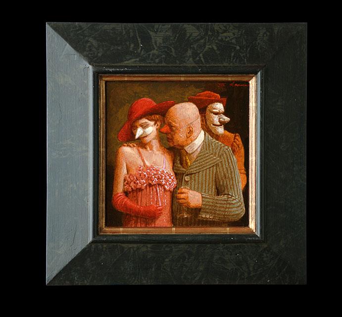 Verleiding – 2007 – 20 x 20 cm – niet beschikbaar