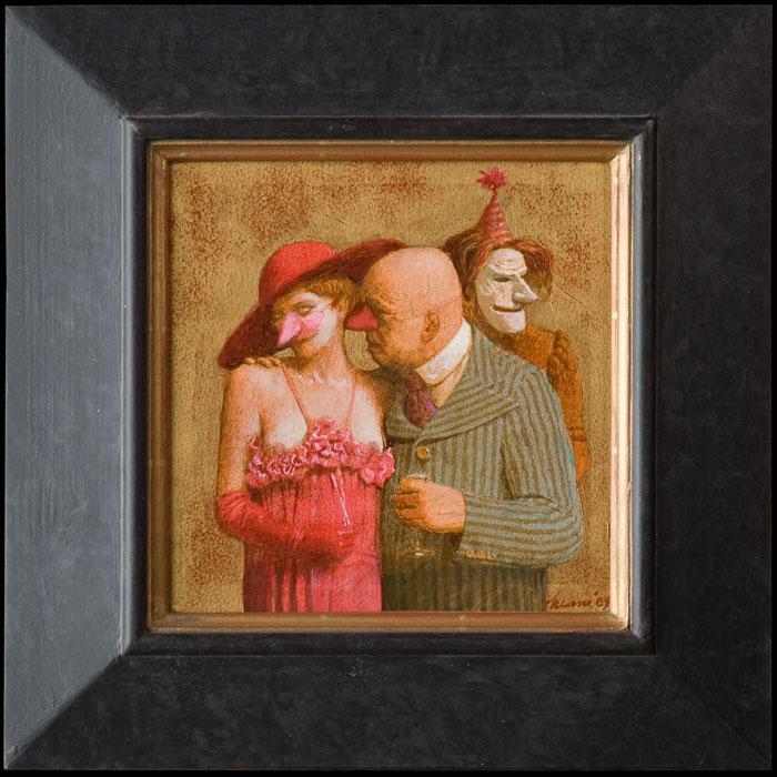 Verleiding – 2009 – 20 x 20 cm – niet beschikbaar