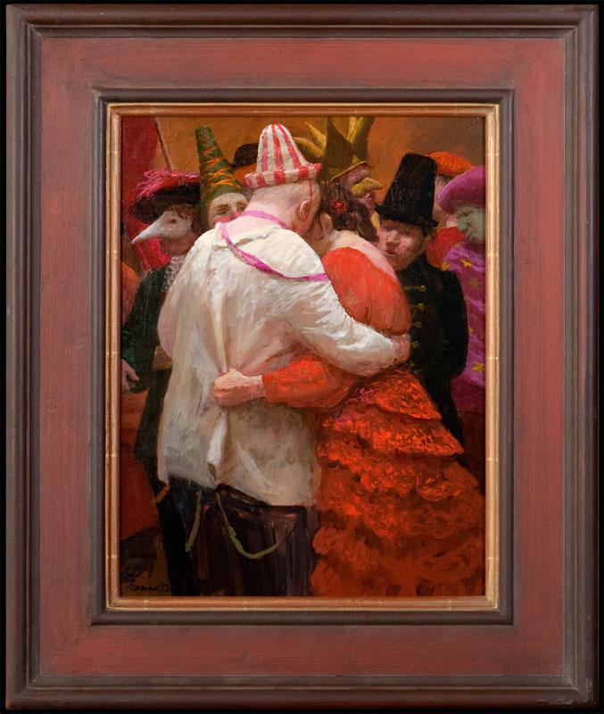 de Dans – 2012 – 40 x 30 cm – niet beschikbaar